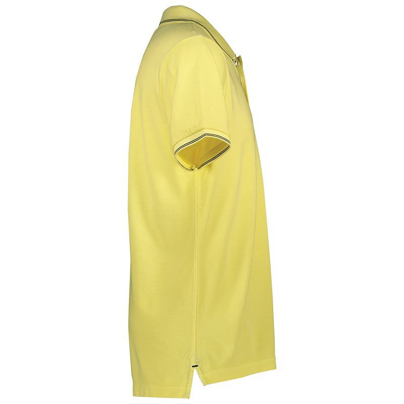 Old Khaki Men's Dean Relaxed Fit Golfer  -  yellow