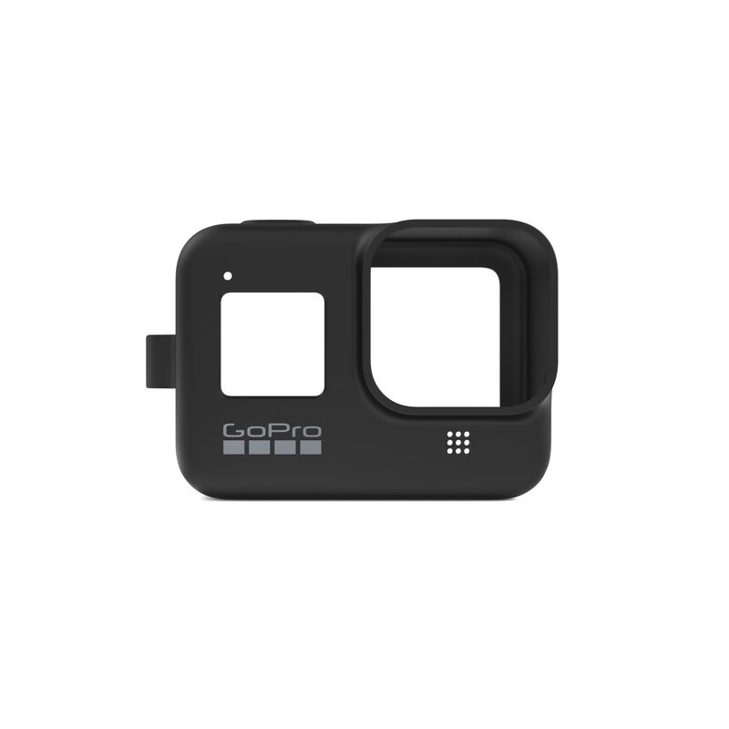 GoPro Hero8 Sleeve and Lanyard -  black