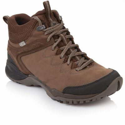Merrell Women's Siren Traveller Q2 Mid WP Boot