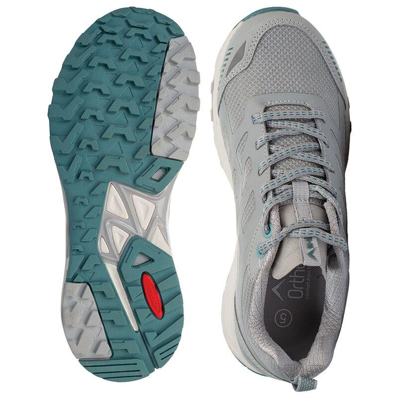 K-Way Women's Scree Shoe  -  lightgrey-aqua