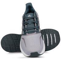 Adidas Men's RunFalcon Sneaker -  grey-silver