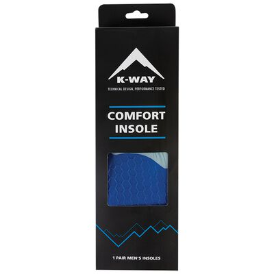 K-Way Men's Comfort Insole