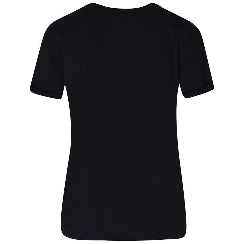 Old Khaki Women's Finola Call-Out T-Shirt -  navy
