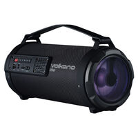 Volkano Urban Bluetooth Speaker -  black