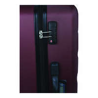 K-Way Spinner 2 Large Luggage Bag -  burgundy