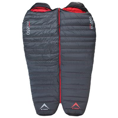 K-Way Expedition Series Kilimanjaro 3 Thermashift Sleeping Bag
