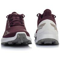 Salomon Women's Alphacross Blast Shoe  -  plum-cream