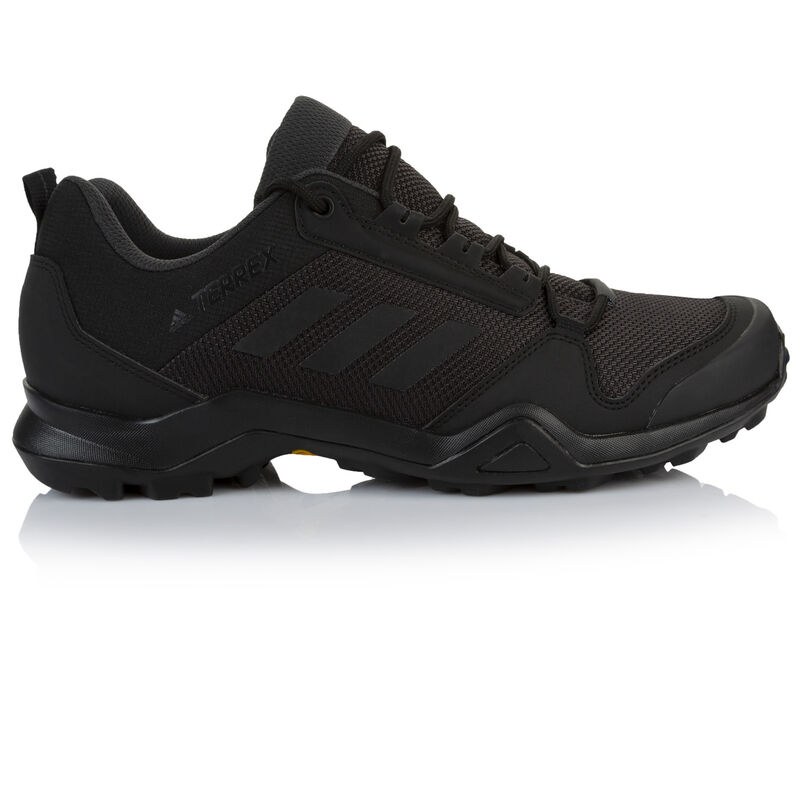 Adidas Men's AX3 Shoe -  black-black