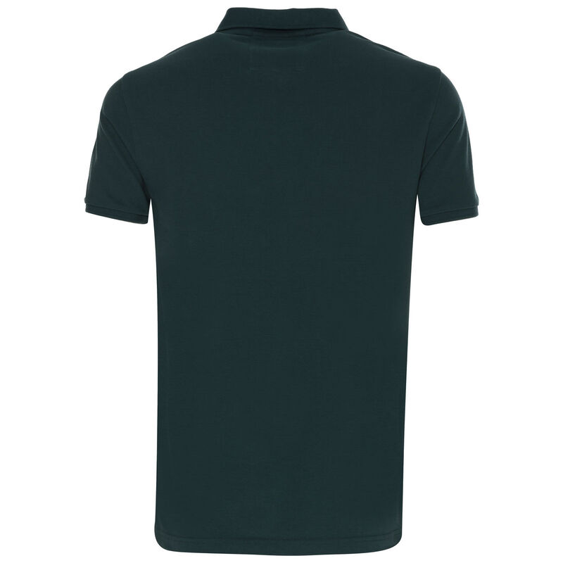 Howard 2 Men's Relaxed Fit Golfer -  teal