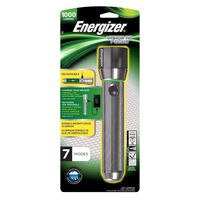 Energizer® Vision HD Rechargeable Metal Torch -  silver
