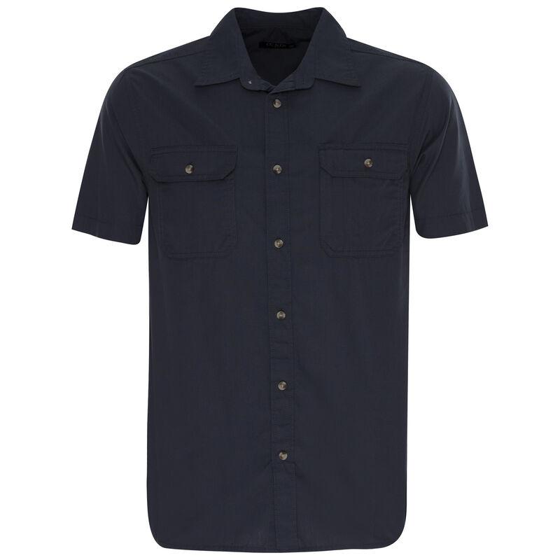 CU & Co Men's Pete Shirt -  blue