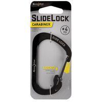 Nite Ize Slidelock Carabiner #4 -  black
