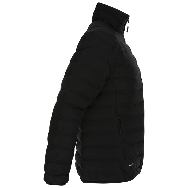 K-Way Men's Rio Re:Down Jacket -  black