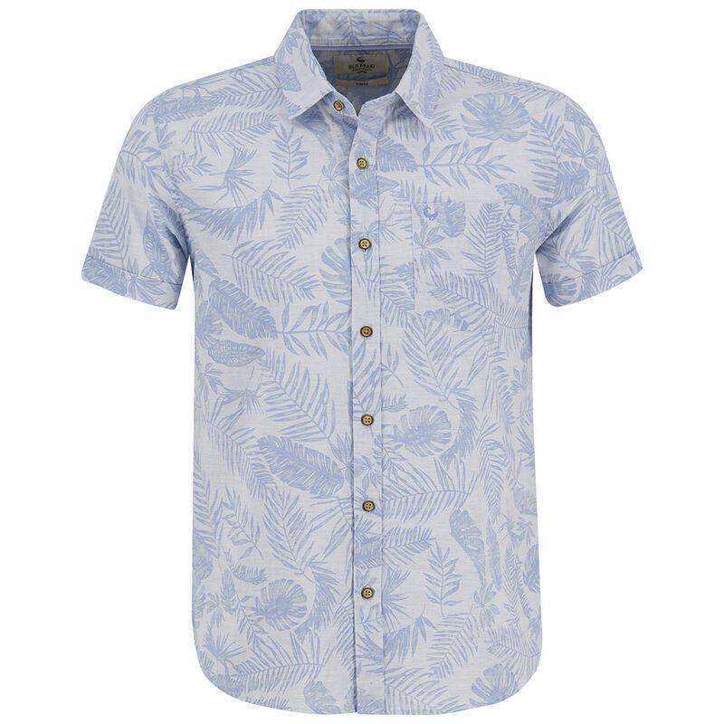 Old Khaki Men's Anthony Shirt -  blue