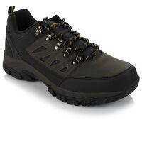 K-Way Men's Nova Shoe -  charcoal-navy