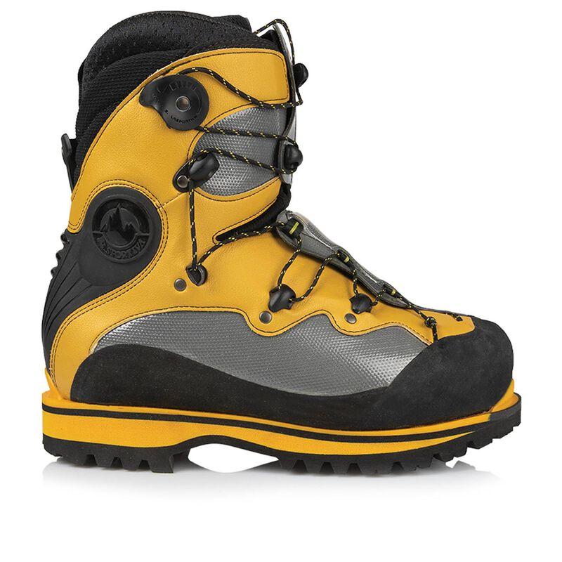 La Sportiva Men's Spantik Boot -  grey-yellow
