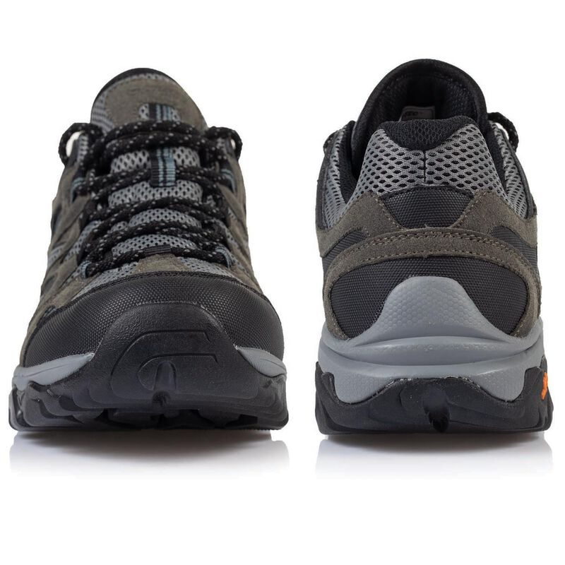 Hi-Tec Ravus Men's Vent Lite Low Shoe  -  charcoal-grey