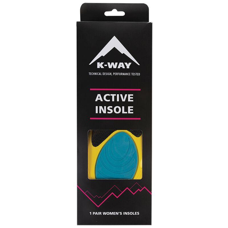 K-Way Women's Active Insole -  nocolour