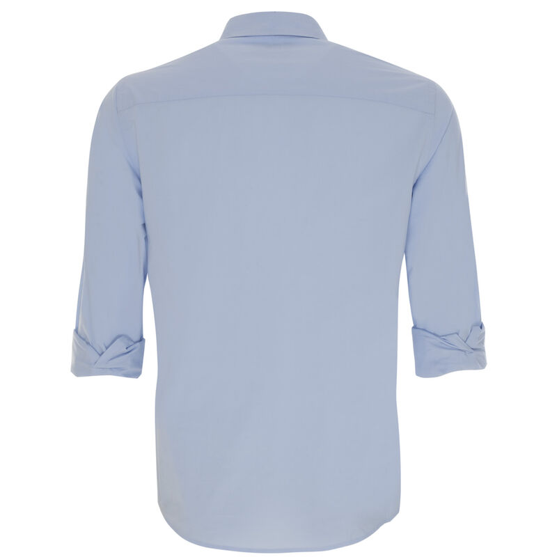 Old Khaki Men's Andy Slim Fit Shirt -  lightblue