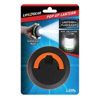 Life and Gear Pop-up Lantern  -  orange