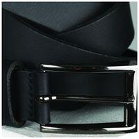 T AJ Edison Belt -  black-black