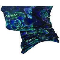 K-Way Echeveria Multiscarf by Fizan -  green