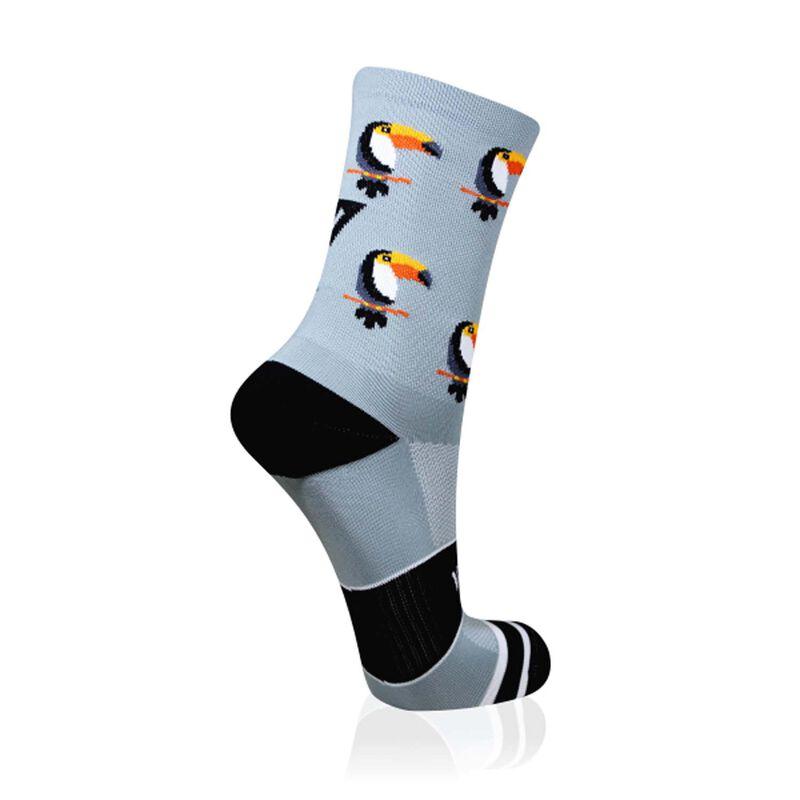 VERSUS Toucan Sock -  lightgrey