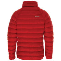 K-Way Men's Thunder Eco Padded Jacket -  tomato