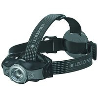 Ledlenser MH11 Bluetooth Rechargeable Headlamp -  grey