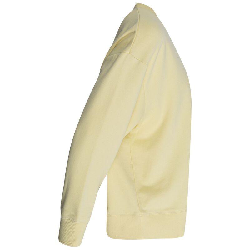 Rare Earth Becky Sweat Top -  yellow
