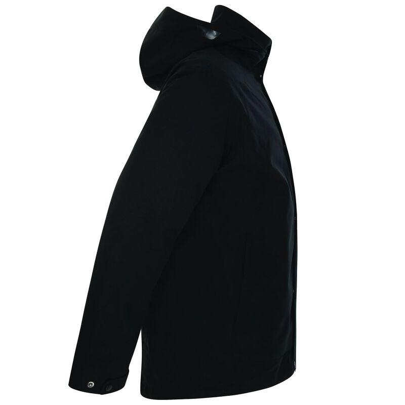 K-Way Men's Orion 3 in 1 Jacket  -  black-graphite