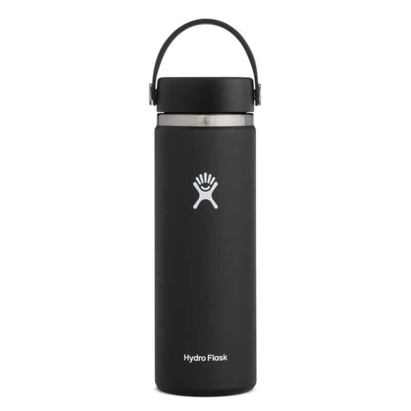 Hydroflask 591ml Wid -  black