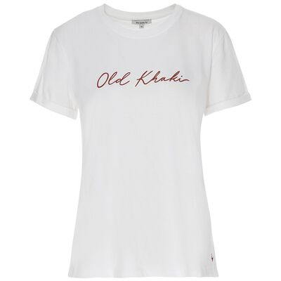 Old Khaki Women's Pascale Call-Out Tee