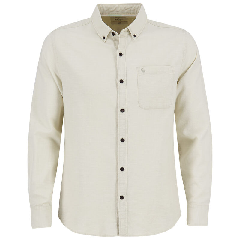 Old Khaki Men's Slim Fit Rusty Shirt -  stone