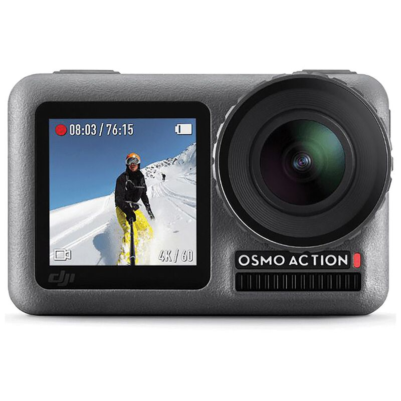 DJI OSMO Action Camera -  black