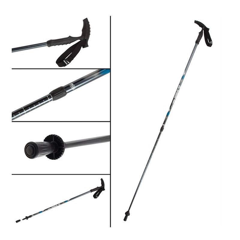 K-Way Expedition Series Aconcagua Ultra Carbon Trekking Pole -  nocolour