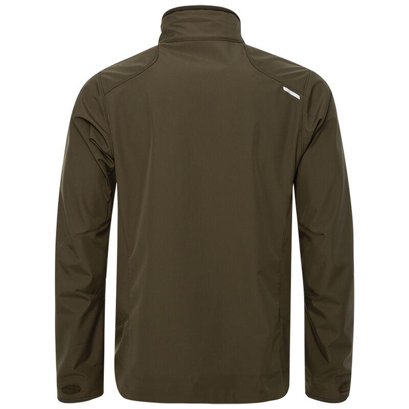 K-Way Men's Epic '12 Softshell Jacket -  olive