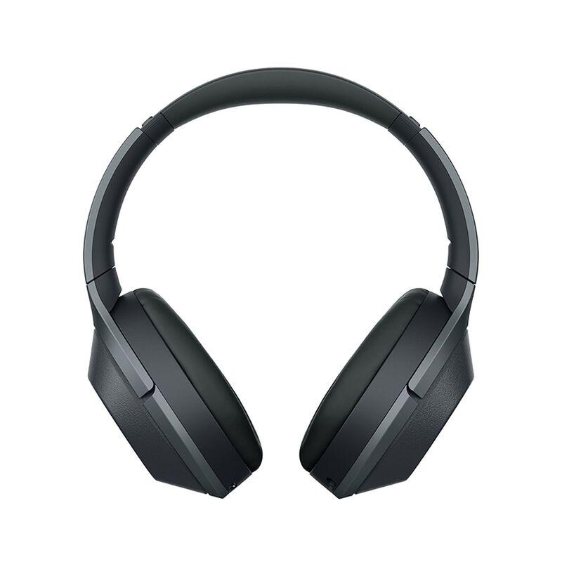 Sony 1000XMK2 Noise Cancelling Bluetooth Headphones -  black