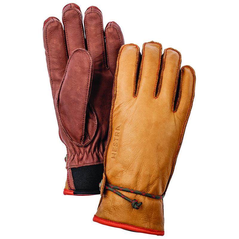 Hestra Wakayama Glove -  brown-tan