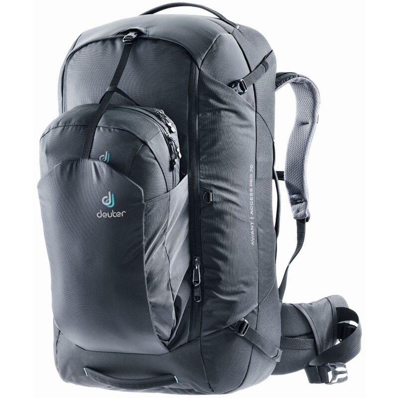 Deuter Aviant Access Pro 70 Duffel Bag -  black