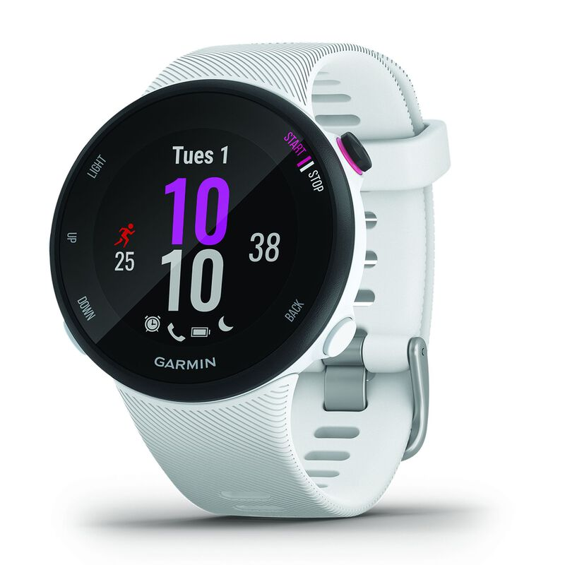 Garmin Forerunner 45 Watch -  white