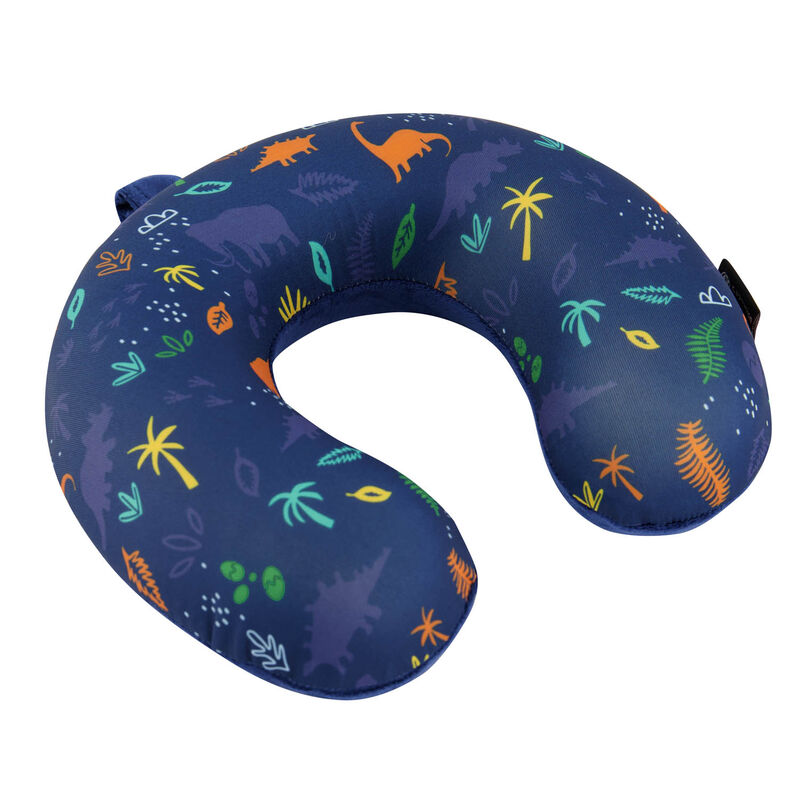 Cape Union Kids Travel Pillow (Dinosaurs) -  navy