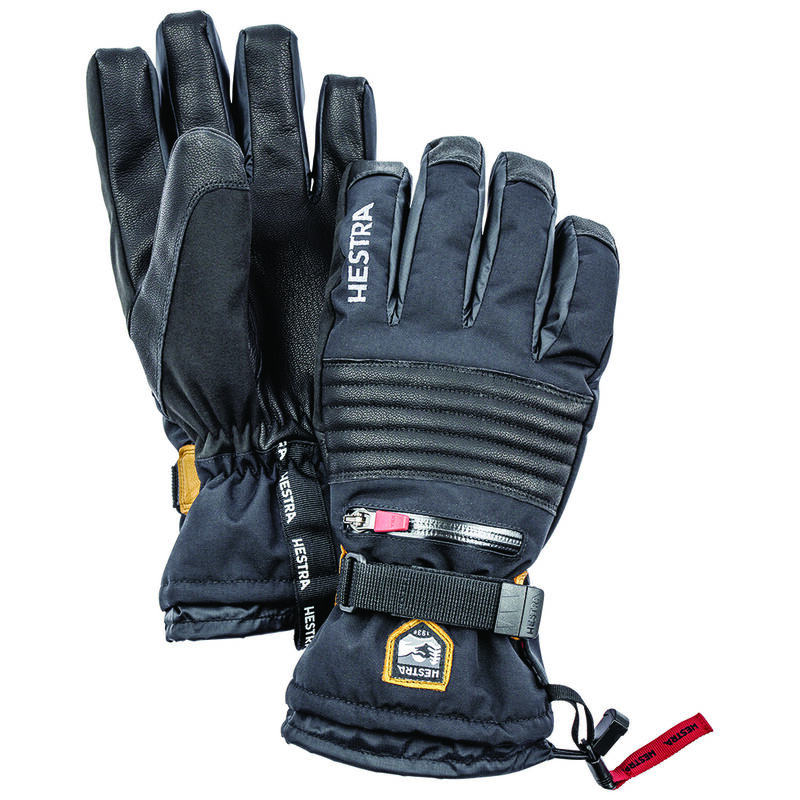 Hestra All Mountain Glove -  black