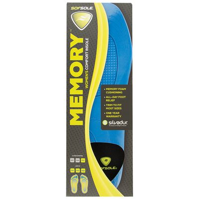 Sofsole Memory Ladies Insole 2
