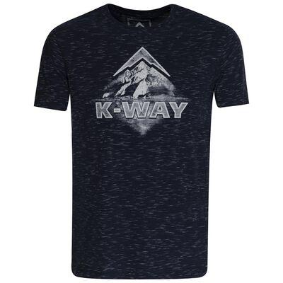 K-Way Men's Mirage T-Shirt S20