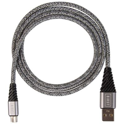Birst Woven Micro USB Cable