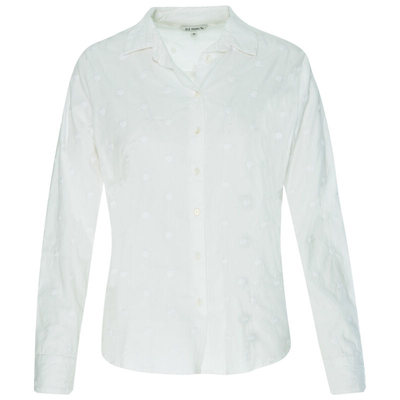 Old Khaki Women's Evie Shirt -  white