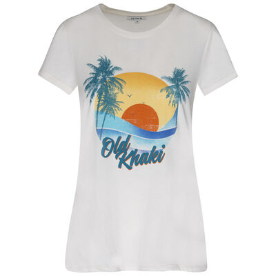 Old Khaki Women's Aviana Call Out T-Shirt
