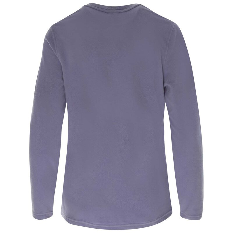K-Way Women's Iris '17 Crewneck  -  lilac