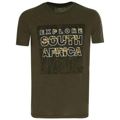K-Way Men's Tourist SA S19.3 T-Shirt